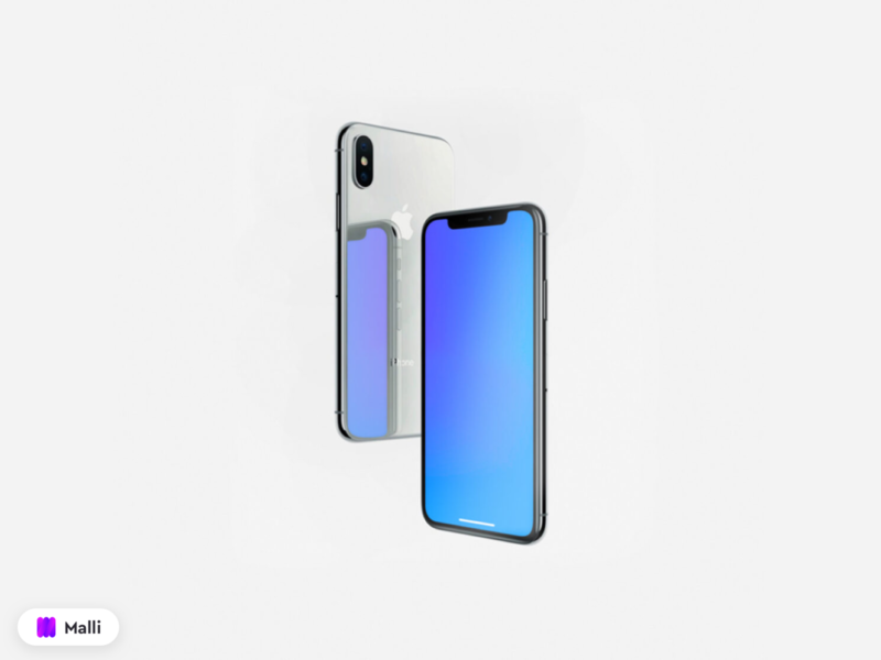 Free Floating iPhone X with Reflection Mockup download mock-ups download mockup download psd designs apple clean design iphonex iphone x iphone mock-up download mock-up mockups mockup freebies download mockup psd mockup design freebie free