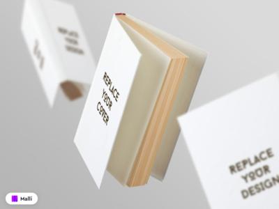 Free Floating Books Mockup psd design psd mockup psd novel bookshelf bookstore cover design layout cover books download mockup mockups mock-up mockup design mockup template free mockup psd freebies freebie mockup
