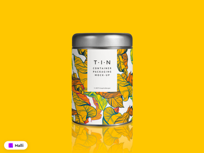 Free Tin Container Mockup packaging mockup packagingdesign package design packagedesign packagingpro package packaging can tin psd mockup download mockup mockups mock-up mockup design mockup template free mockup psd freebies freebie mockup