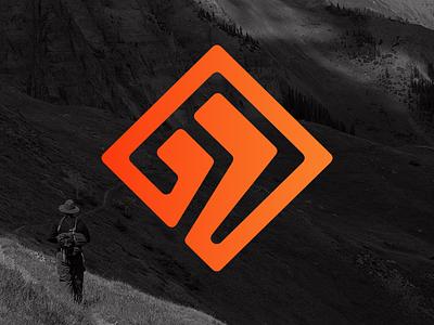 Outdoor Brand hiking outdoors hiker outdoor brand bug mark brand logo