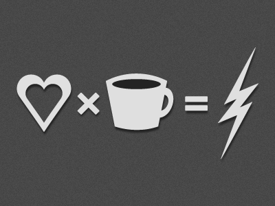 Equation :-) movie movies equation film noir coffee heart thunderbolt fun fireworks