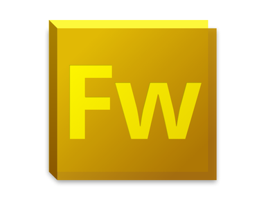 Fireworks logo (recreated In Gravit app) experiment adobe fireworks logo vectors illustration gravitapp gravit