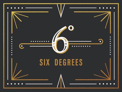 6 Degrees secret invitation speakeasy wip 6 degrees