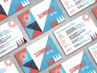 Summer at TLC – Postcards