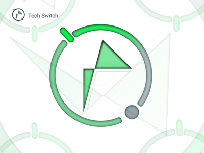 Tech Switch Logo design