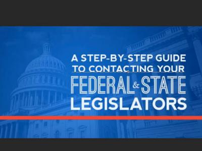 Contact Your Legislators!