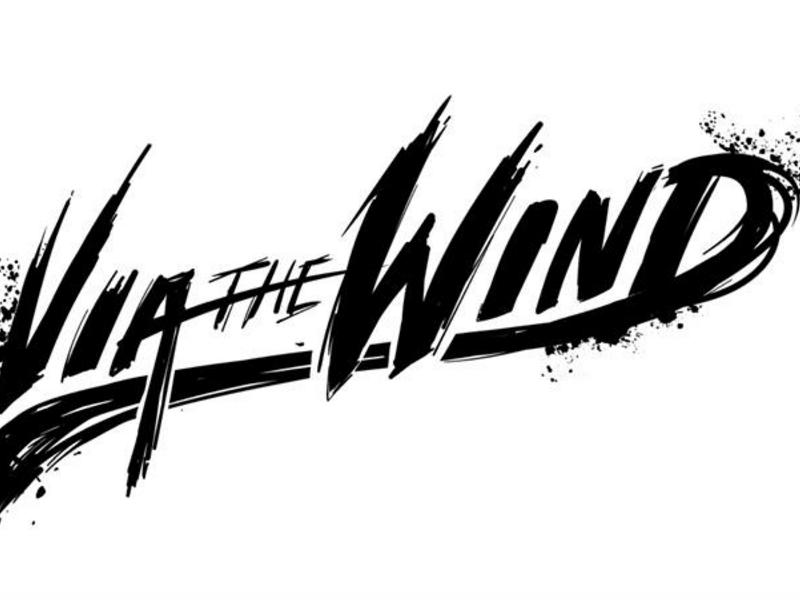 Metalcore Band Logo Typography Splatters Grunge Music Heavy Metal