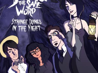 Album Cover for Sarah and the Safe Word