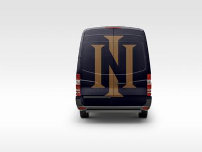 'Trinity' short logo estate serif short negative space typogaphy logo