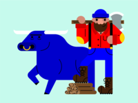 Happy Paul Bunyan Day!