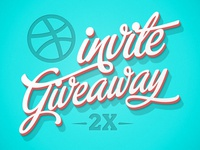 Invite Giveaway - 2 Dribbble invites