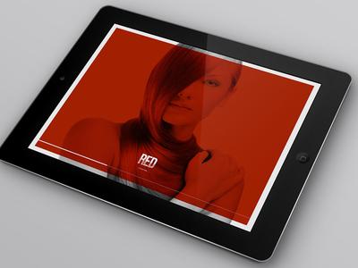 RED Mobile Loading web design web development wordpress woocommerce branding website red responsive loading