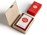 Business Cards for Bon Appétit Box