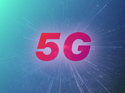 5G Promote Banner for Mobile network operator promote cellular 2020 design banner design mobile banner 5g