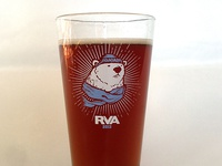 Winter 2013 RVA Pint Glass