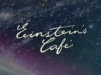 Einstein's Café Logo