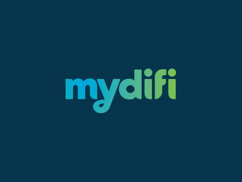 Dribbble mydifi logomark