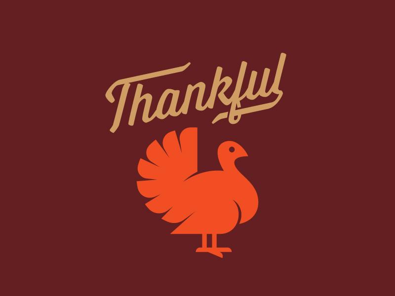 Thanksgiving 2017 animal vector branding illustration logo thanks fall autumn turkey thanksgiving thankful holiday