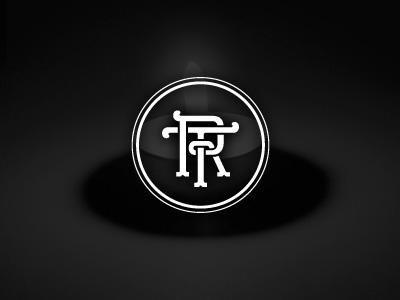 Dribbble royal twist monogram