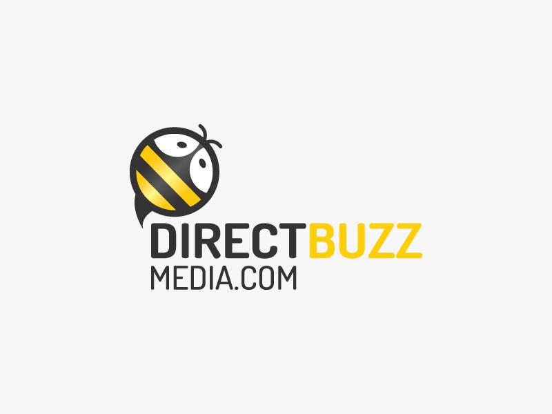 Direct Buzz Media logo design