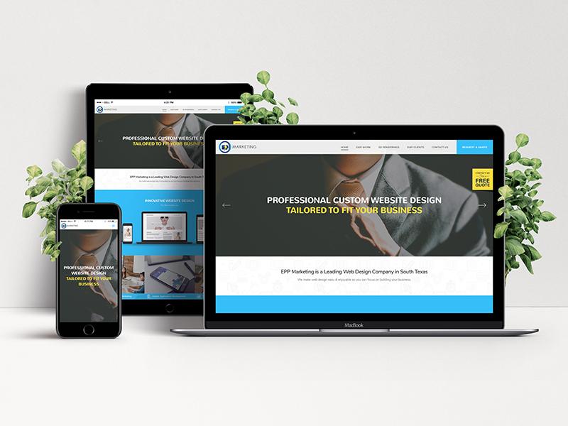 Digital Marketing Company by Md: Shakil Hossain on Dribbble