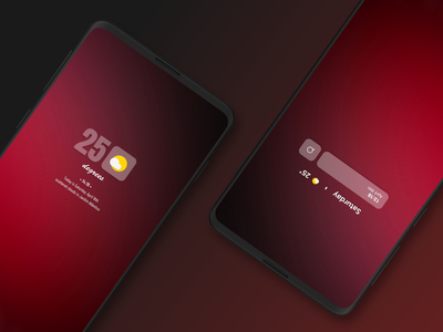 Rocket for KWGT widgets android