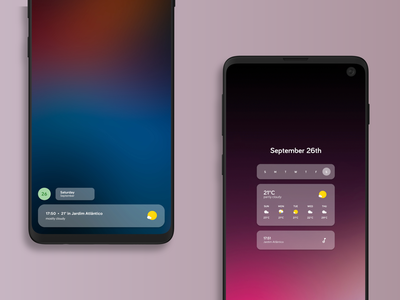 Rocket for KWGT 1.4.0 kwgt widgets customization android