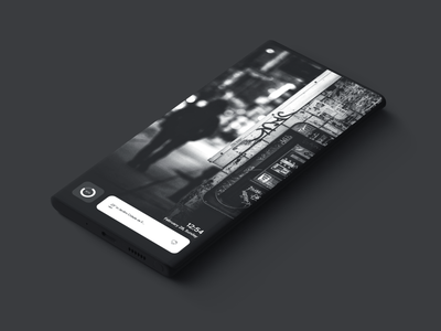 Mono for KWGT 2.2.0 kwgt widgets android