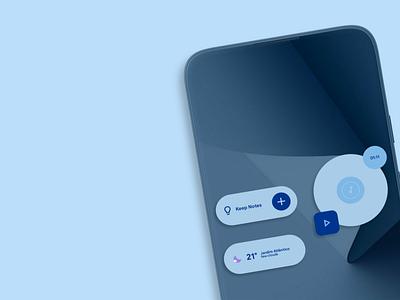 MaterialWho for KWGT 1.2.0 widgets customization andorid