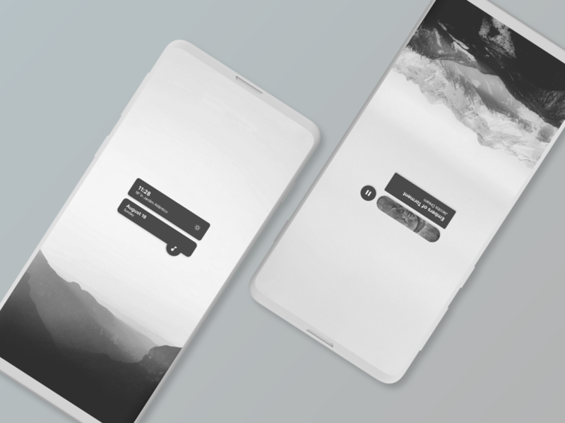 Mono for KWGT 1.8.0