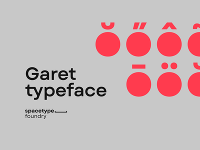 Garet Typeface - New Font Family letter letters typedesign new debut design free freebie logotype font family font design typography typo typogaphy typeface fonts font type