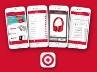 Target Flagship iOS App