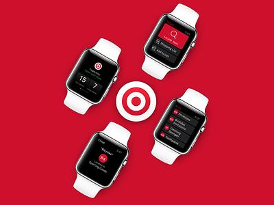 Target Flagship watchOS App indoor location watchos target