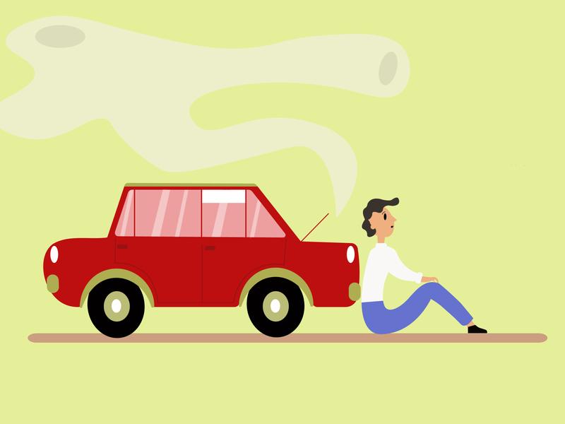 машина и человек