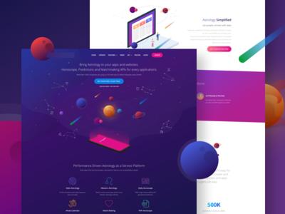Astronomy Website