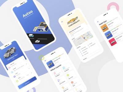 Autoo Auto Service App