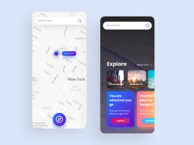 Explore City App