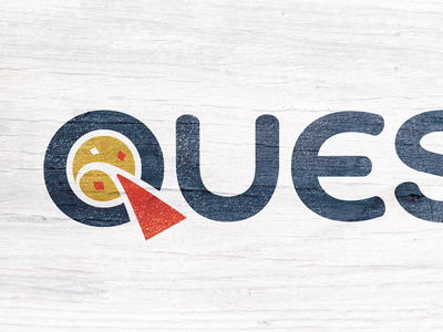 QUESOFF queso quesoff mohawks austin texas nacho chip cook off food logo