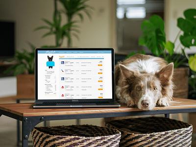 Fly Fido seating animal dog pet case study ux travel flight branding responsive design web app