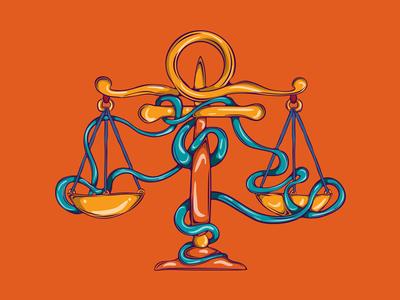 Zodiac Sign - Libra zodiac symbols signs illustrated gemini f1digitals creative cool libra