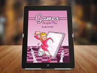 Games People Play - Kindle Cover Design