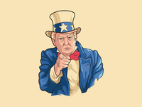 Donald J. Trump - Illustration Series