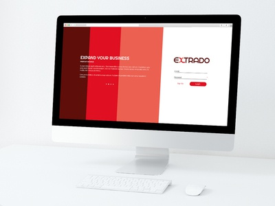 EXTRADO Web App, coming soon...