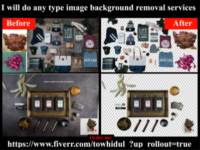 I will do background removal and photoshop editing services others color change e-comerce retouching shadow masking transpernt background remove photoediting clipping path service background removal