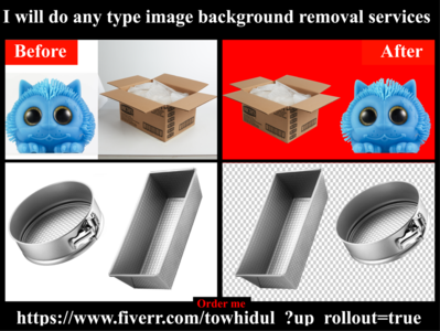 I will do background removal and photoshop editing services color correctio background removal changing photoediting retouching shadow masking transpernt clipping path service background remove
