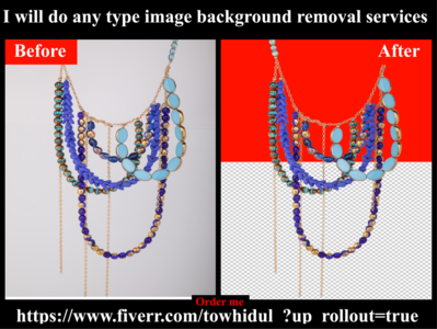 I will do background remove emergency services low cost transpernt others e-comerce changing retouching shadow masking photoediting clipping path service background remove