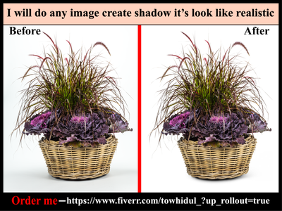 I will do shadow effect creation services quickly & low cost ui clipping path service color correctio background removal e-comerce masking photoediting retouching background remove transpernt shadow
