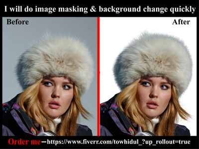 I will do Image/photo masking & background removal services shadow ui others masking background removal retouching photoediting e-comerce clipping path service transpernt white background