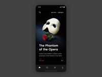 Dubai Opera Dashboard
