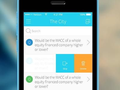 iOs7 FAQ's app faq faqs ios7 mobile app app application ui eddy team-interloop